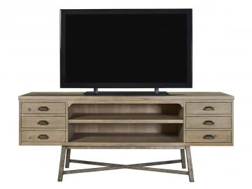 Universal Furniture Authenticity Entertainment Console 572966 CODE:UNIV20  For 20% Off