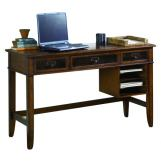Hammary Mercantile 3-Drawer Desk in Whiskey 050-940