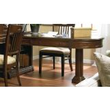 Hooker Furniture Cherry Creek Partner's Desk in Clear Medium Brown Finish  SALE Ends May 19