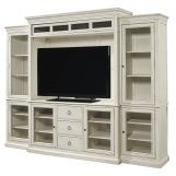 Universal Furniture Summer Hill Home Entertainment System in Cotton 987969 CLEARANCE CODE:UNIV20 for 20% Off