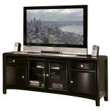 Alpine Furniture Laguna TV Console in Dark Espresso