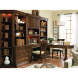 Hooker Furniture Cherry Creek 8pc Wall Unit w/Desk Set