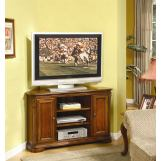 "Hooker Furniture Brookhaven 48"" Corner Entertainment Console 281-55-488 SALE Ends Aug 19"