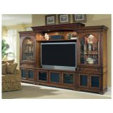 "Hooker Furniture Brookhaven Home Theater Group w/65"" Console SALE Ends Aug 19"