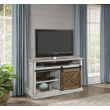"Parker House Savannah 55"" TV Console with Sliding Doors in Vintage Parchment SAV#55 CODE:UNIV20 for 20% off"